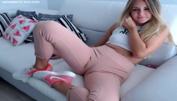 Blameless angel is getting a doggystyle pounding